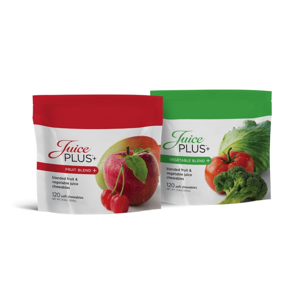 Orchard and Garden Blend Chewables (Child)